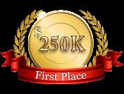 1st - $ 250 000