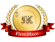1st - $ 5 000