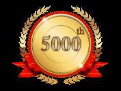 5000 TH