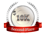 2nd - $ 10 000