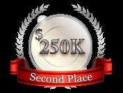 2nd - $ 250 000