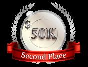 2nd - $ 50 000