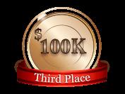 3rd - $ 100 000