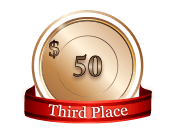3rd - $ 50