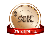 3rd - $ 50 000