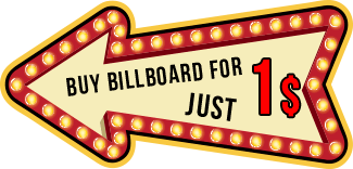 Buy Online BillBoard